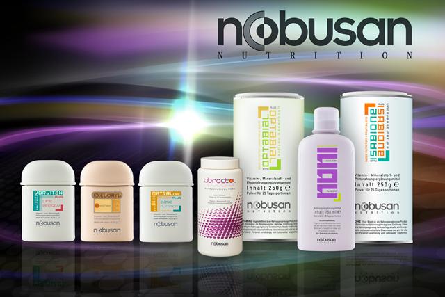 Nobusan diverse Produkte